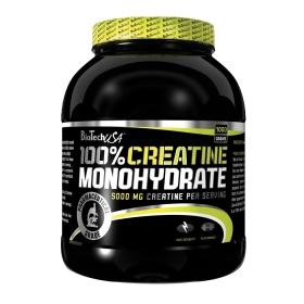 BioTech 100% Creatine Monohydrate