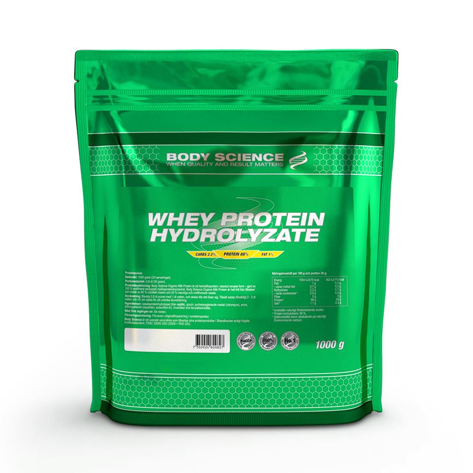 olika proteinpulver