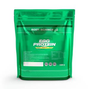 Body science egg protein ett äggproteinpulver