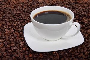Kaffe är en bra PWO