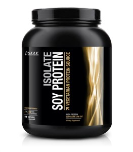 Self omninutrition soy protein sojaproteinpulver