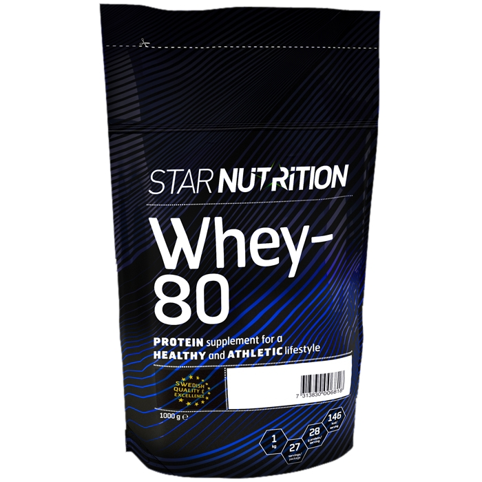 proteinpulver whey 80 biverkningar