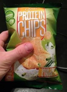 Quest proteinchips är goda