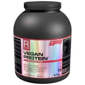Ett riktigt bra proteinpulver för en vegan.