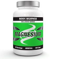 bästa magnesium tillskottet