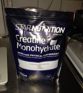 Star Nutrition Creatine Monohydrate