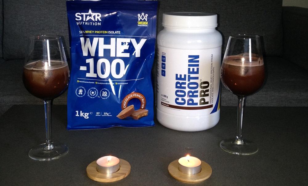 bästa proteinpulvret test