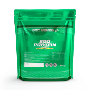 Body science egg protein ett äggproteinpulver