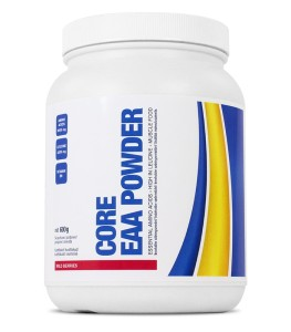 Core EAA powder essentiella aminosyror