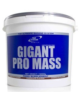 Pro Nutrition Gigant Pro Mass Gainer
