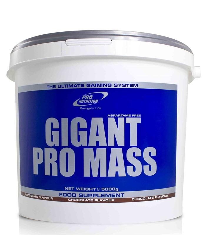 Pro Nutrition Gigant Pro Mass Gainer