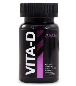 Self Omninutriton Vita-D, ett vitaminkosttillskott