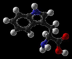 Tryptofan ingår i EAA.