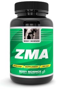 Ett zink och magnesium tillskott från Body Science