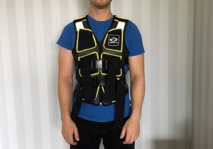 Test av Abilica Weight Vest