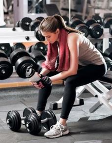 Det bästa är att ta sitt pulver efter träning