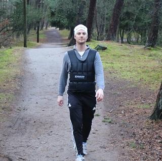 Gå ner i vikt snabbt med promenader